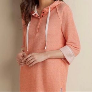 Soft Surroundings French terry pullover